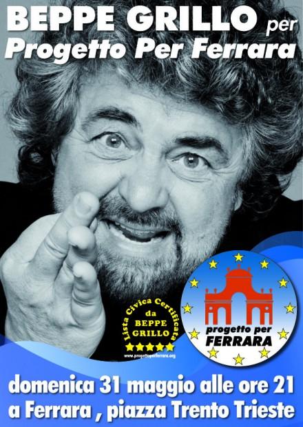 Beppe Grillo PpF