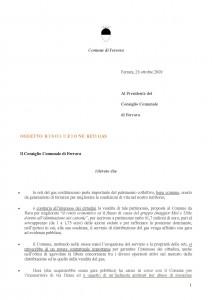 Risoluzione reti gas - 26.10.2009