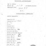 196 - Analisi acquedotto 14-05-85